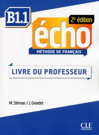 ECHO B1.1 GUIDE PEDAGOGIQUE 2E