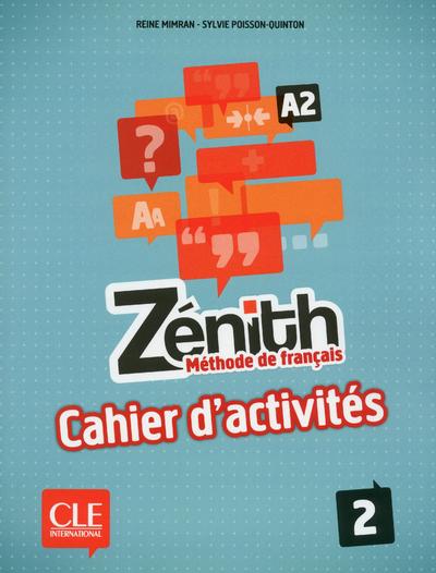 ZENITH NIV 2 CAHIER D'ACTIVITE
