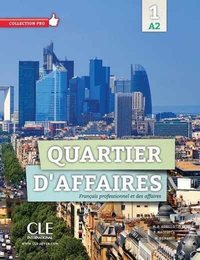 QUARTIER D'AFFAIRES 1 A2 ELEVE