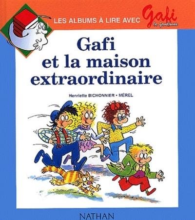 GAFI ET LA MAISON EXTRAORD N4