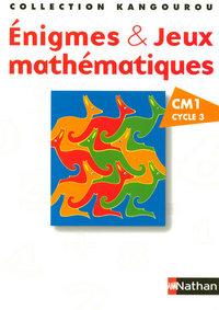 KANGOUROU-ENIGME JEUX MATH CM1