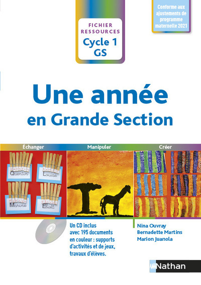 UNE ANNEE EN GRANDE SECTION 2015