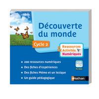 DECOUVERTE DU MONDE RESSOURCES TBI - CYCLE 2
