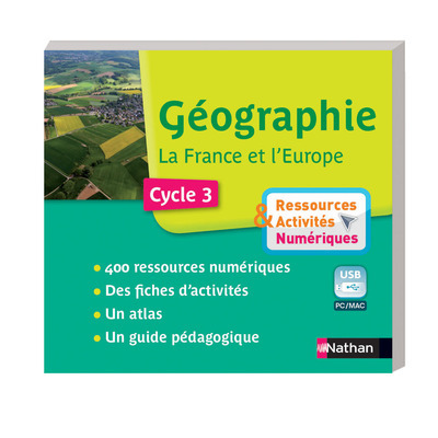 RAN - GEO LA FRANCE & EUROPE