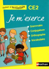 JE M'EXERCE - FICH.ELEVE CE2