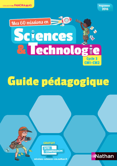 SCIENCES CM - GUIDE PEDAGOGIQUE