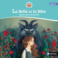 LES PETITS ROBINSON DE LA LECTURE - ROMAN 1 - LA BELLE ET LA BETE - CYCLE 3