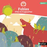 LES PETITS ROBINSON DE LA LECTURE - ROMAN 3 - LES FABLES - CYCLE 3