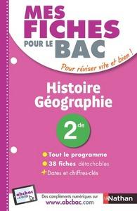 MES FICHES ABC DU BAC HISTOIRE GEOGRAPHIE 2DE