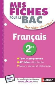 MES FICHES ABC DU BAC FRANCAIS 2DE