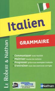 GRAMMAIRE ITALIENNE  ROBERT & NATHAN