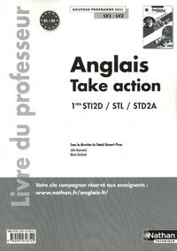 TAKE ACTION 1RES STI2D/STL/STD2A LV1/LV2 B1>B2 - PROFESSEUR 2011