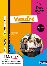VENDRE BAC PRO COM (GALEE) LIC