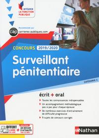 CONCOURS SURVEILLANT PENITENTIAIRE 2019-2020 CAT C - NUMERO 9 (INTEGRER LA FONCTION PUBLIQUE) 2019