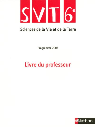 SVT 6E PROF 2005