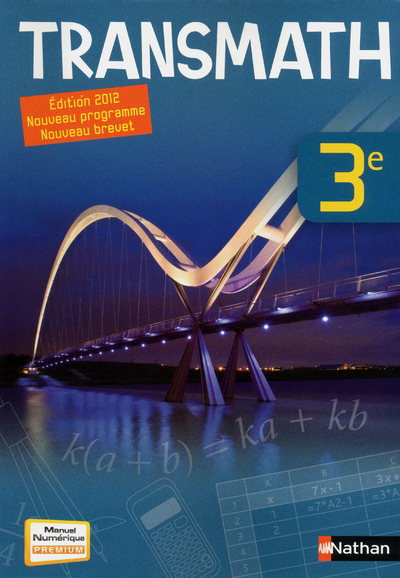 TRANSMATH 3E -GF- ELEVE 2012