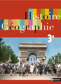 HISTOIRE-GEOGRAPHIE 3E 2007