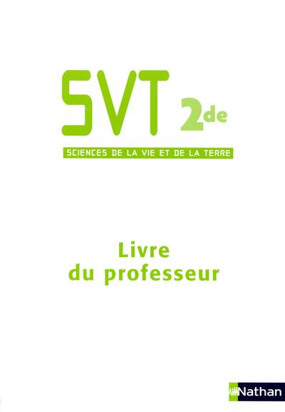 SVT 2DE PROF 2006