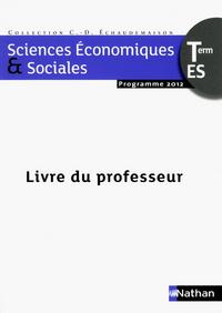 S.E.S TERMINALE ES PROFESSEUR
