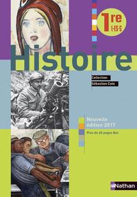 HISTOIRE COTE 1ERE L-ES-S - MANUEL 2017