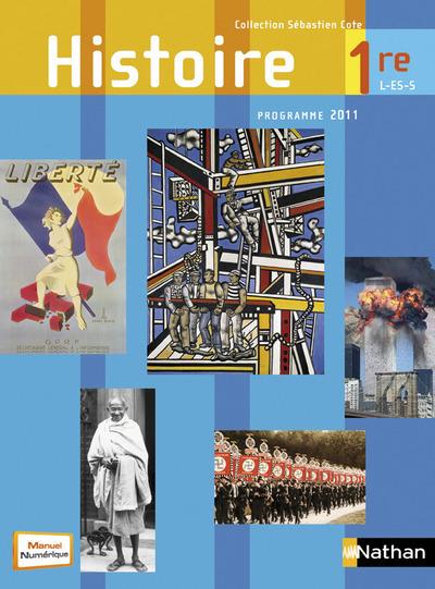 COTE/HISTOIRE 1RE L-ES-S 2011