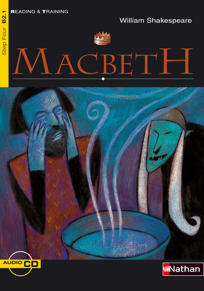 EASY READERS MACBETH + CD