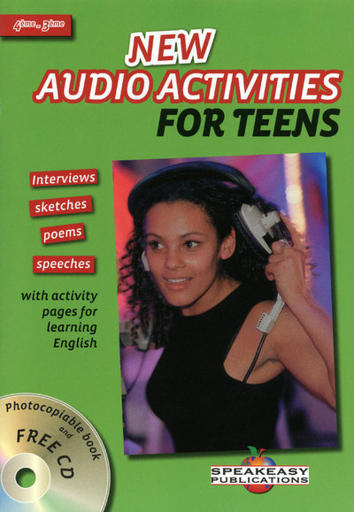 NEW AUDIO ACTIVITIES FOR TEENS