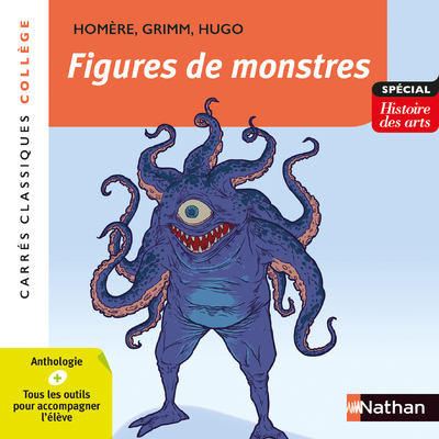 FIGURES DE MONSTRES - ANTHOLOGIE - 100