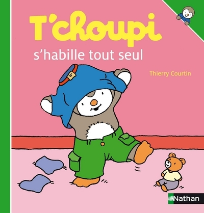 N44 - T CHOUPI S'HABILLE TOUT SEUL