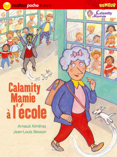 CALAMITY MAMIE A L ECOLE