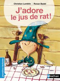 J ADORE LE JUS DE RAT