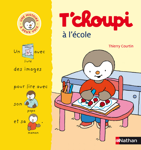 T'CHOUPI A L'ECOLE - VOLUME 11