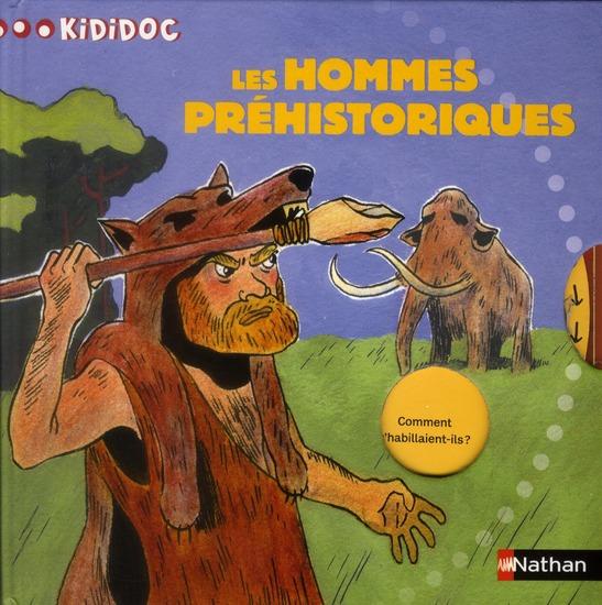 N17 - HOMMES PREHISTORIQUES