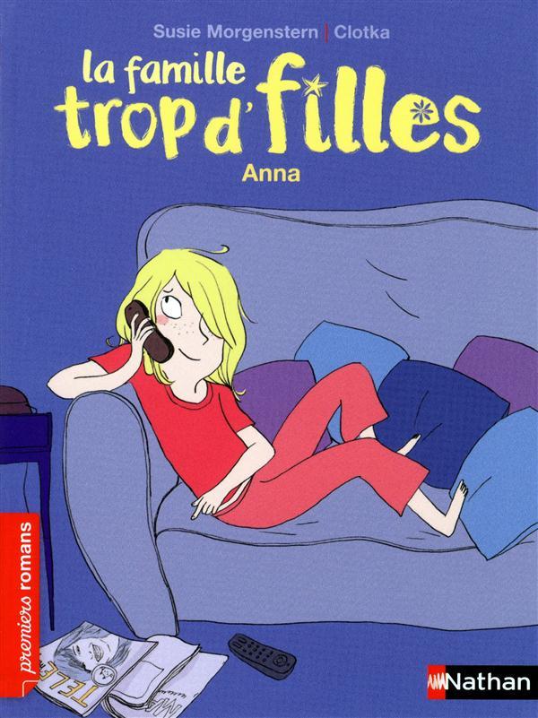 FAMILLE TROP D'FILLES : ANNA