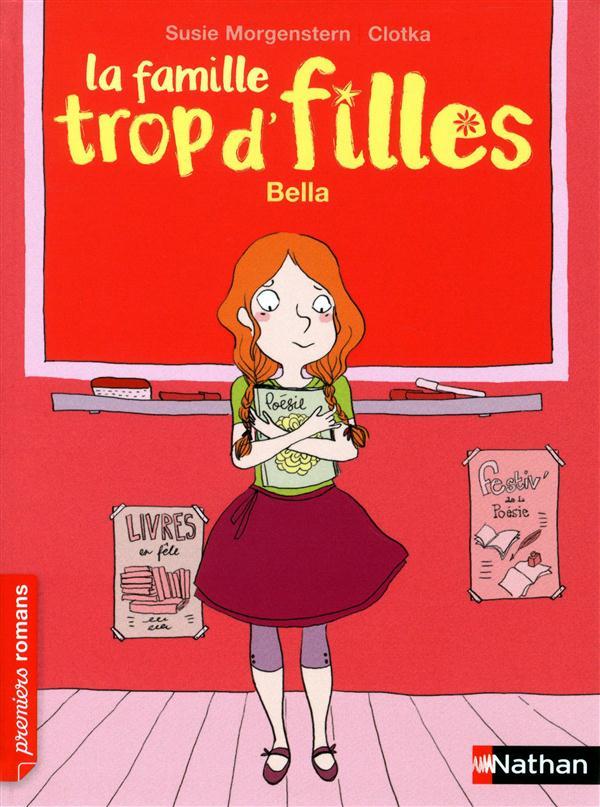 FAMILLE TROP D'FILLES : BELLA