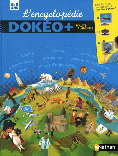DOKEO 6/9 ANS + RA