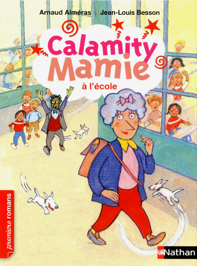 CALAMITY MAMIE A L'ECOLE