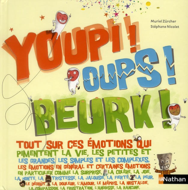 YOUPI OUPS BEURK !