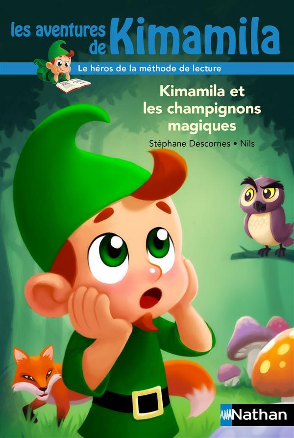 KIMAMILA ET CHAMPIGONS MAGIQUES - VOL03