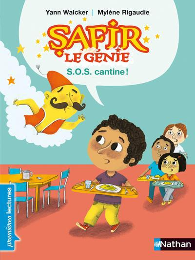 SAFIR LE GENIE - SOS CANTINE !