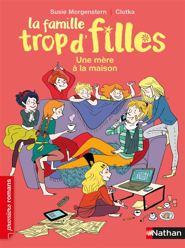 FAMILLE TROP D'FILLES - MERE A
