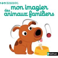 MON IMAGIER DES ANIMAUX FAMILI