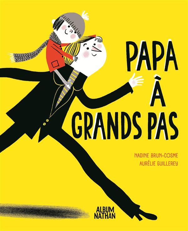 PAPA A GRANDS PAS