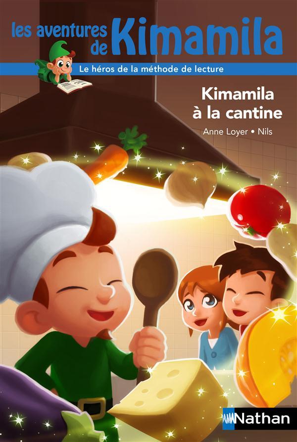 KIMAMILA A LA CANTINE - VOL13