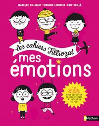 LES CAHIERS FILLIOZAT - MES EMOTIONS