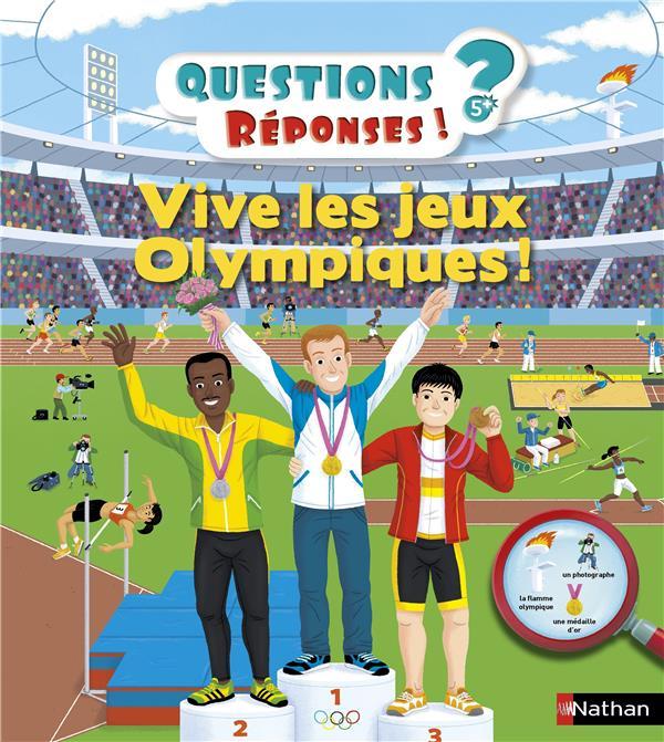 VIVE LES JEUX OLYMPIQUES ! - VOL30
