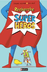 RECHERCHE SUPER HEROS
