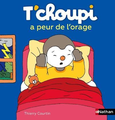 T'CHOUPI A PEUR DE L'ORAGE - VOL15