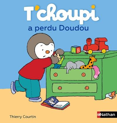 T'CHOUPI A PERDU SON DOUDOU - VOL23