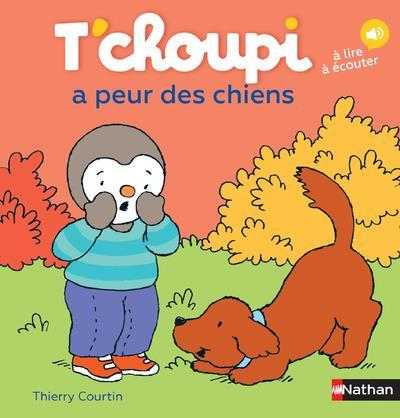 T'CHOUPI A PEUR DES CHIENS - VOL34